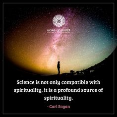 So true 🙌🏼Physics comes from the ancient Greek word physika which means the science of natural things repost pic from 🙏🏼 Ancient Greek Words, Common Ground, Spiritual Thoughts, Carl Sagan, This Is Love, Wake Up, Physics, Religion, Spirituality