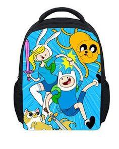 997f859a2b FORUDESIGNS Mini 3D Cartoon Team Umizoomi Bag Children School Bags For Boys  Girls Adventure Time Schoolbag