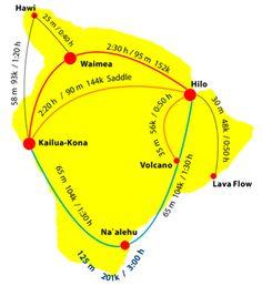 Lava Zones On The Big Island Hawaii Big Island Real