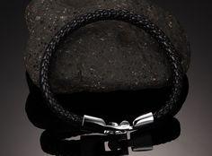 Braided PU Leather Bracelets for Men Bangle & Bracelet Fashion Men Jewelry Black Coffee White Like if you remember #Jewelry #shop #beauty #Woman's fashion #Products