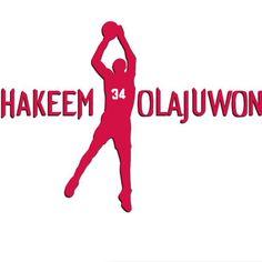 HOUSTON ROCKETS: Hakeem Olajuwon