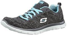 Skechers Flex AppealPretty City Damen Sneakers - http://on-line-kaufen.de/skechers/skechers-flex-appeal-pretty-city-damen-sneakers