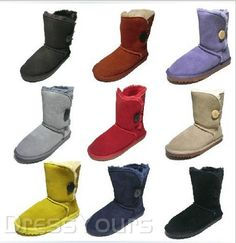 $ 52.79 New Arrival Fashionable  buckle Flat Heel Snow Boots