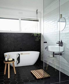 Luxury Master Bathroom Ideas Decor is no question important for your home. Whether you pick the Small Bathroom Decorating Ideas or Luxury Bathroom Master Baths With Fireplace, you will make the best Luxury Master Bathroom Ideas for your own life. Bathroom Tile Designs, Bathroom Interior Design, Bathroom Ideas, Bathroom Taps, Master Bathroom, Cozy Bathroom, Master Baths, Shower Designs, Bathroom Inspo