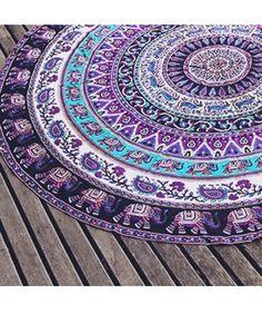Mandala Yoga/Beach Blanket