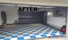 Another Garage Organized By Midwest Garage Solutions