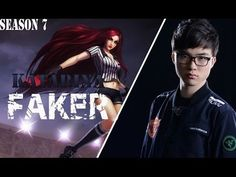 Faker the best Katarina - Session 7