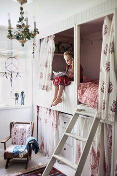 coolest bunk + built-in storage