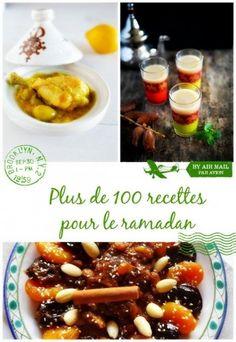 Idées recettes ramadan