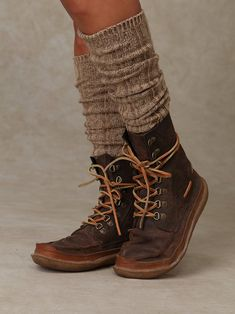 Free People Portland Lace Up Boot