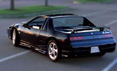 Black on black fieros - Pennock's Fiero Forum Pontiac Fiero Gt, Pontiac Cars, American Dreams, Ginger Ale, Corvette, Cool Cars, Tiffany, Classic Cars, Trucks
