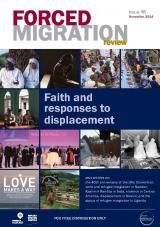 Faith and responses to displacement | Forced Migration Review