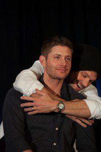 Jared Padalecki Teams Up With Jensen Ackles for 'Always Keep Fighting'