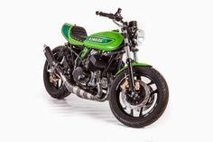 Kawasaki Mach 750 by TGS Motorcycles