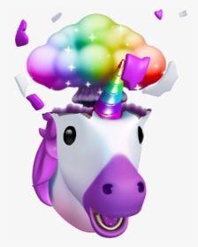 Google Image Result For Https Png Pngitem Com Pimgs S 512 5129646 Mind Blown Unicorn Emoji Hd Png Download Png Emoji Unicorn Emoji Emoji Photo