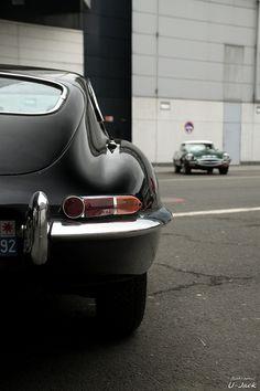 Jaguar Type E #jaguar