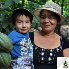 When you choose #FairTrade Certified #chocolate, you're choosing to make a difference in the lives of cocoa-growing families around the world.  Remember: Every Purchase Matters