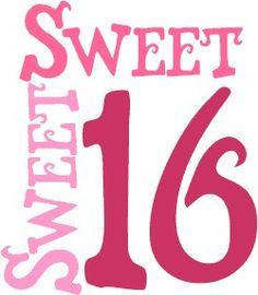 23 awesome sweet 16 crown clip art blue bayou birthday invites rh pinterest com sweet 16 clip art free sweet 16 clip art for girls