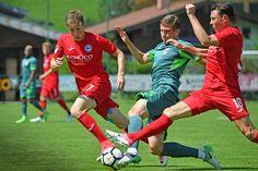 Trainingslager, Tag 5: Russischer Gegner kassiert zwei Platzverweise, darf aber zu elft weiterspielen – mit Video +++ Früher Gegentreffer – DSC verliert gegen FK Ufa 0:1
