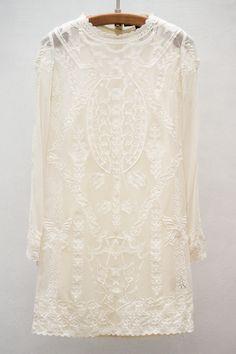 Isabel Marant Lace Dress.