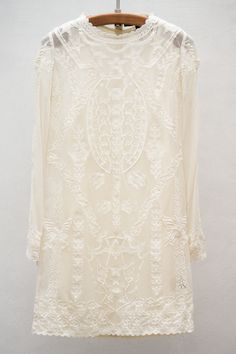 Lace dress / Isabel Marant