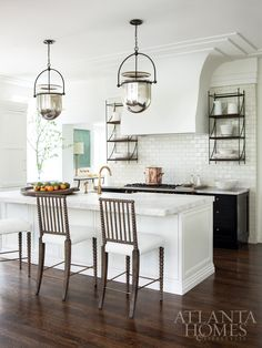 Evans-Cucich-Hayden House, Atlanta, GA   Images Courtesy of Atlanta Homes & Lifestyles   Photographed by Erica George Dines
