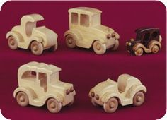 Image detail for -Scroll saw patterns for toy cars and trucks by Berry Basket