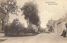 Burgerhoutsestraat | Roosendaal Nostalgie