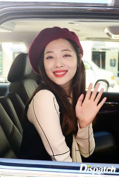 Hi I'm Choi Jinri you can call me Jinri I'm 19 my friend Is Soojung you might know her better as Chrystal I moved here as a transfer student so Chrystal wouldnt be lonely we are in the same girl group so I can sing and dance as well but in Korean my english isnt that good but I try
