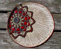 Candeluna #pottery #plate