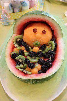 Schattig, gezond en lekker maar te leuk om op te eten!