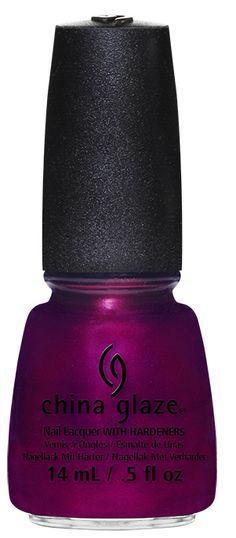 China Glaze Autumn Nights - Don't Make Me Wine