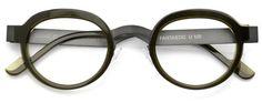 Anne et Valentin Fantastic U125 Grey eyeglasses