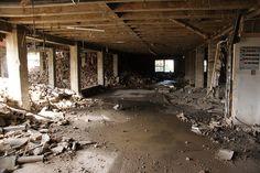 Hospital Mess by nitram242, via Flickr