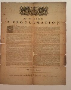 royal proclamation of 1763 impact 2018-6-13  proclamation of 1763 (1763) commentary by michael j mullin, augustana college college instructors: browse our digital anthologies learn more.