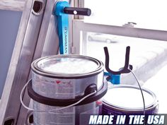 The Hangman is an invention that easily secures multiple tools to your ladder to make construction jobs easier for both homeowners and contractors.  Kickstarter campaign for product launch ends March 28, 2014. | thisoldhouse.com