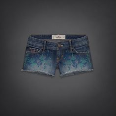 Bettys Low Rise Short-shorts | #InHollister | HollisterCo.com