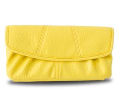 Soft Wallet (yellow) ~ April Releases  holley.miche.com