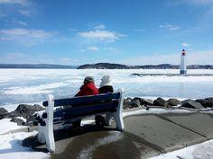 Temiscouata Lake Laurent, Lighthouse, Stockings, Bell Rock Lighthouse, Light House, Lighthouses