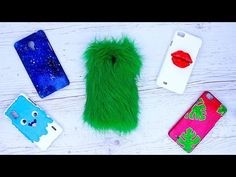 5 Smart DIY Phone Case Design Ideas - YouTube