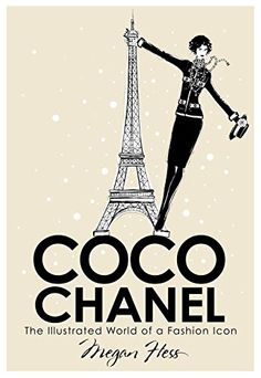 Coco Chanel illustrated by Megan Hess Arte Fashion, Fashion Wall Art, Chanel Fashion, Chanel Style, Chanel Wallpapers, Cute Wallpapers, Megan Hess Illustration, Illustration Art, Vintage Vogue