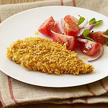Weight Watcher's Southern-Style Oven-Fried Chicken