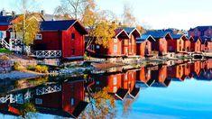 El pueblo medieval de Porvoo (Helsinki) | Costa Club