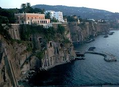 Sant' Agnello, we stayed at this hotel