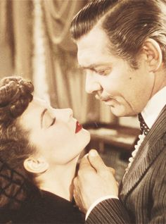 """""""No, I don't think I will kiss you, although you need kissing, badly. That's what's wrong with you. You should be kissed and often, and by someone who knows how.""""   ― Margaret Mitchell, Gone with the Wind"""