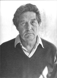 Octavio Paz by Frederic Castel.