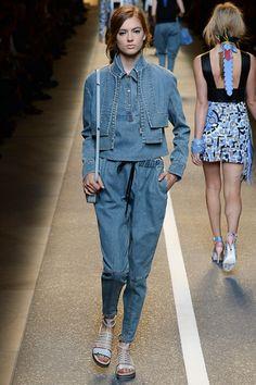 Spring 2015 Ready-to-Wear - Fendi