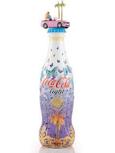 Coca cola tribute to fashion - Versace