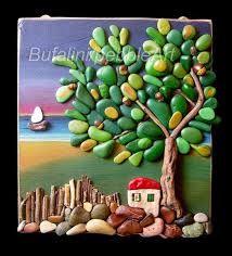 Resultado de imagem para pinterest pedras pintadas