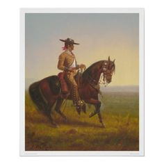 Vaquero Of Early California